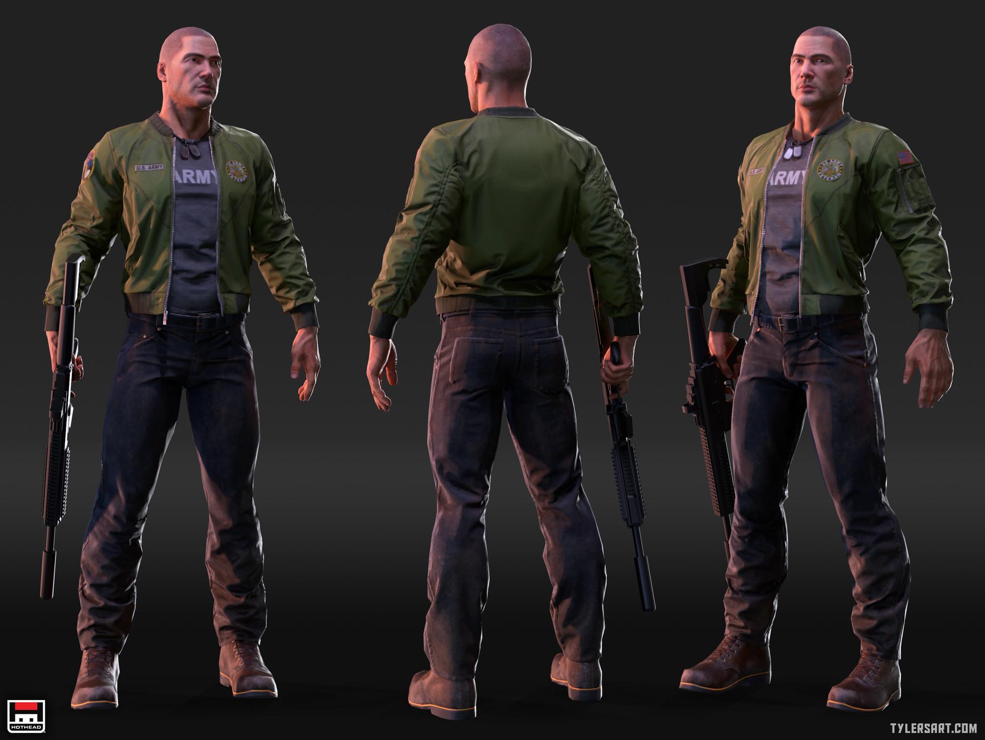 Tyler wilson zombie avatar00