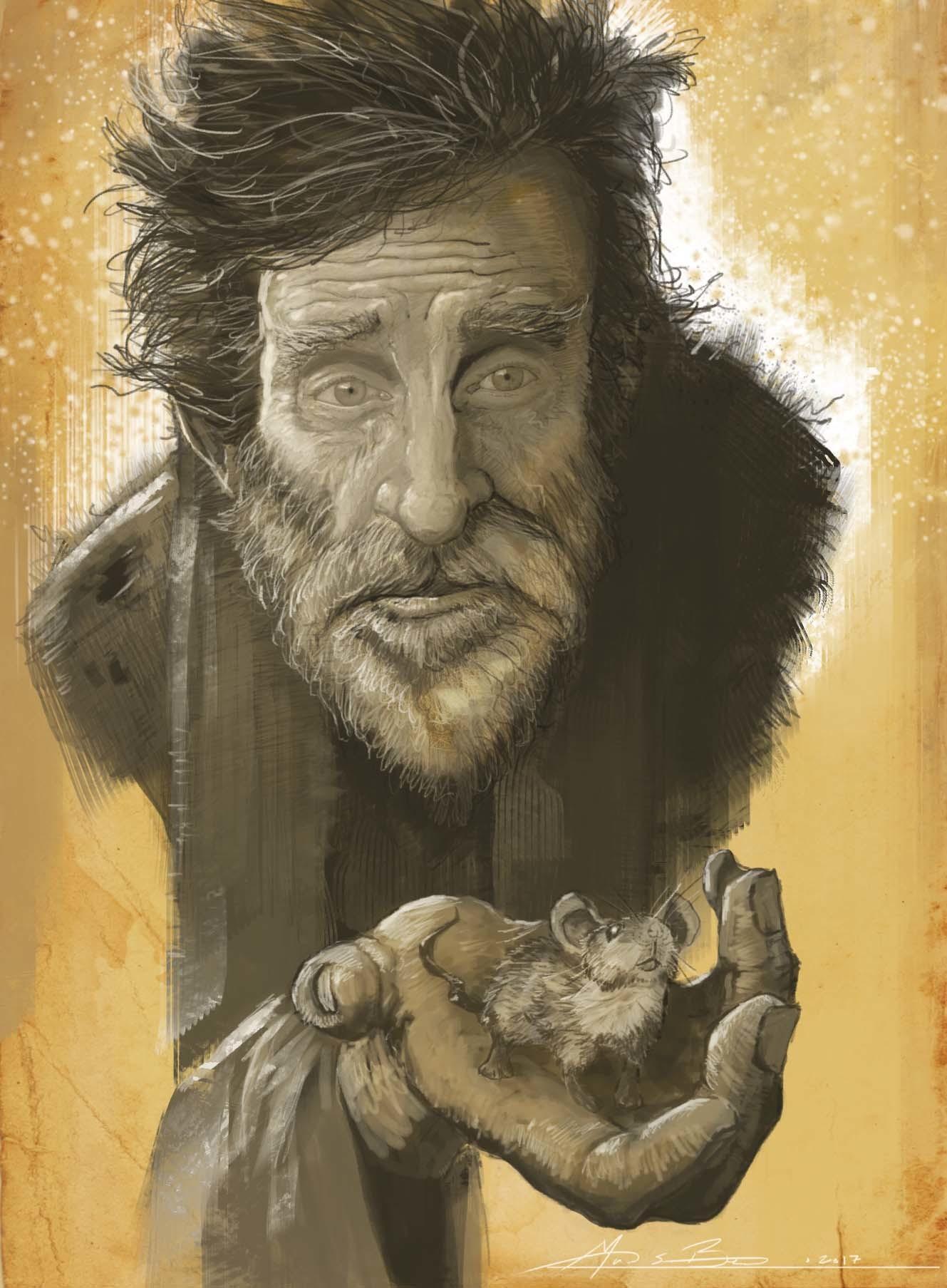 Micah brown old wizard1