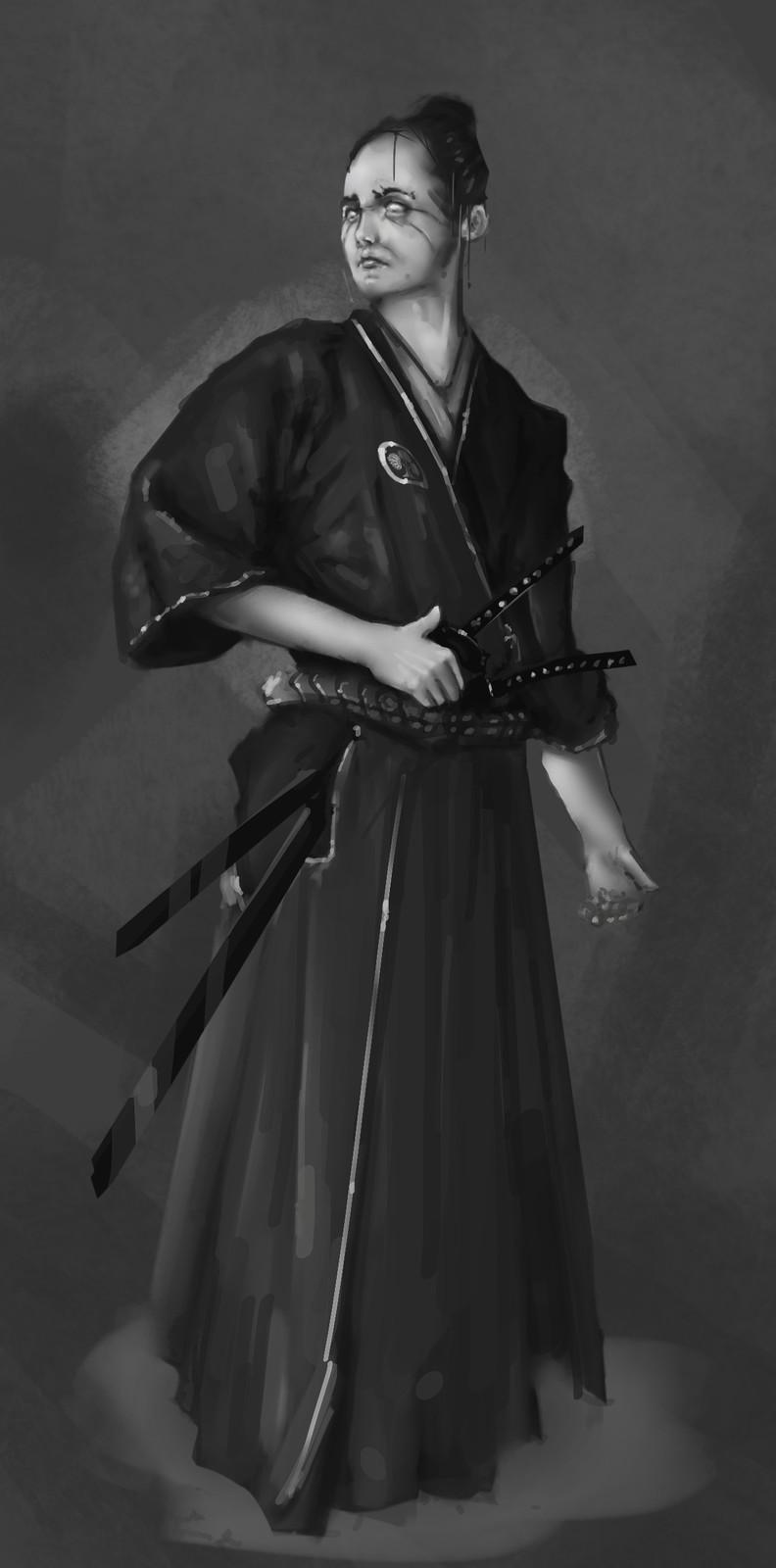 Samurai Soul - Project Orību