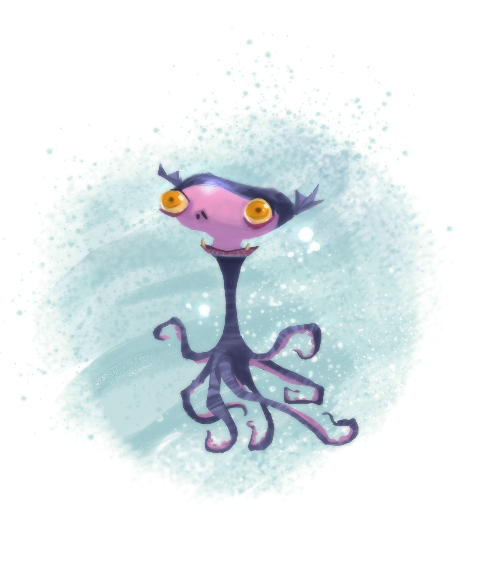 Rustam hasanov octopus
