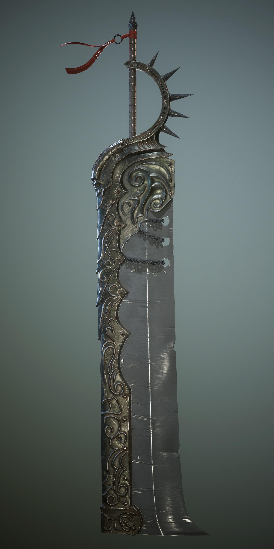 Danaos christopoulos sb sword