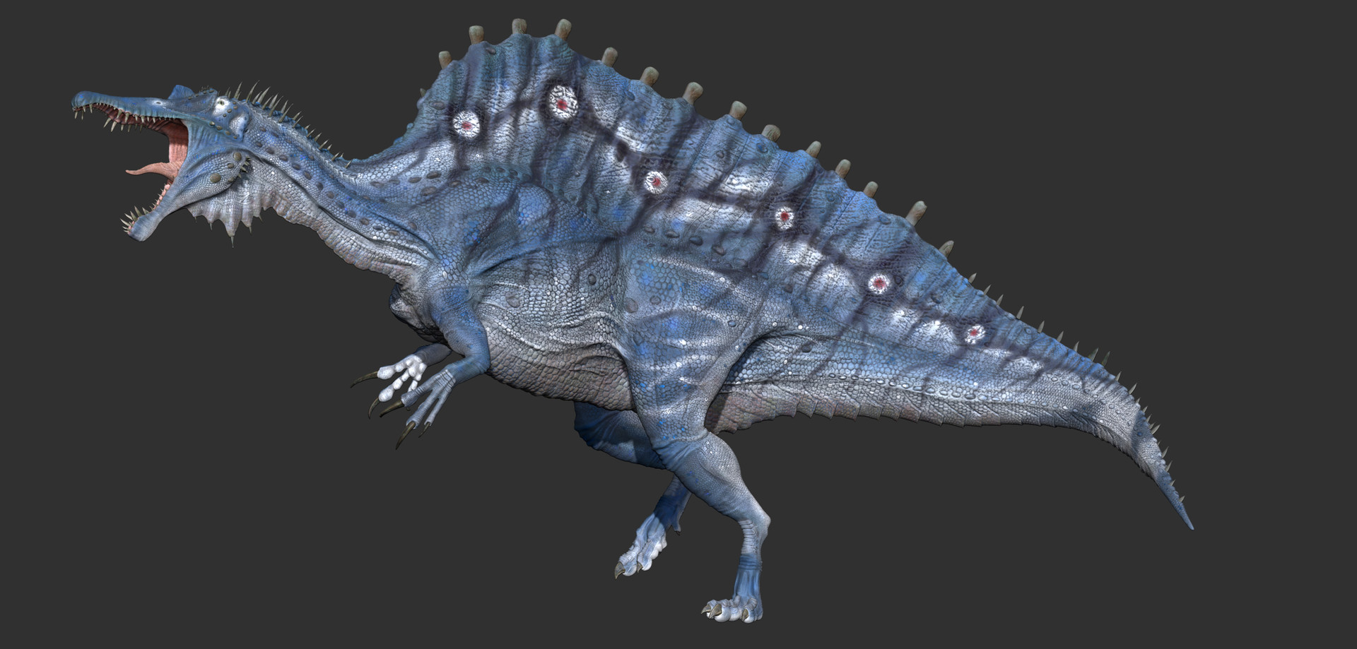 Vitamin Imagination Spinosaurus Concept02divdiv class