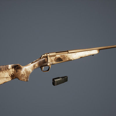 Browning X-bolt Desert Canyon