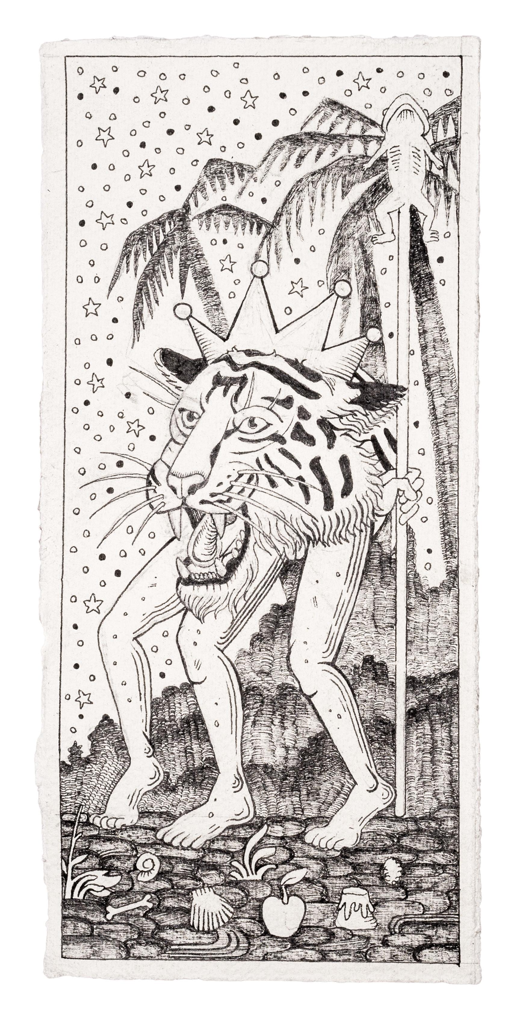 Agathe pitie agathe pitie le tigre13cm26cm 2016