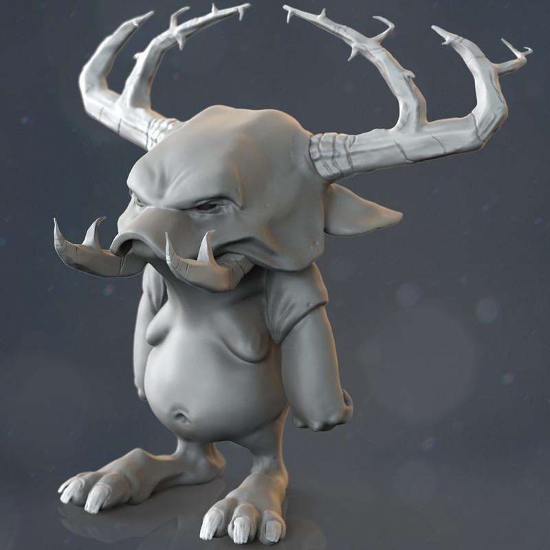 Jackalope Goblin
