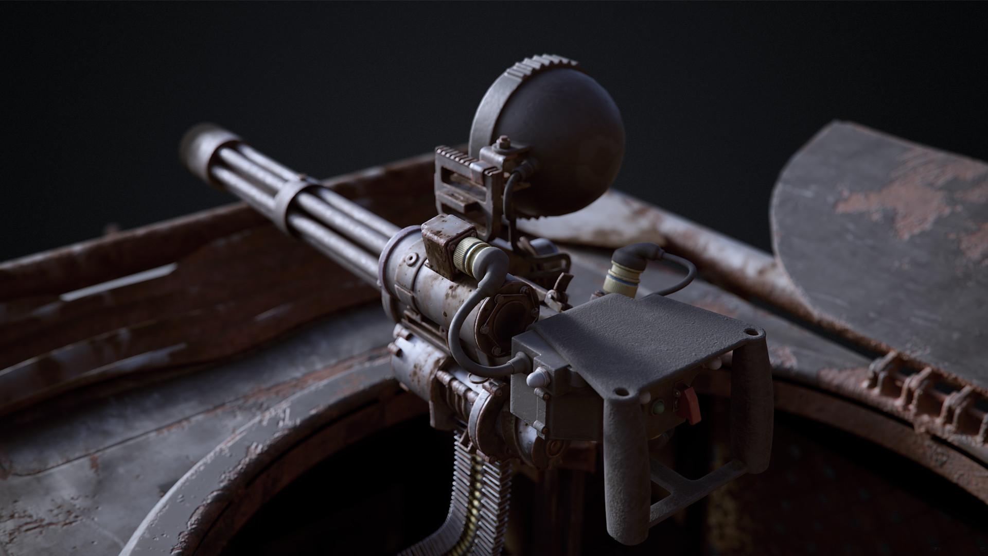 Moritz mayer gun1