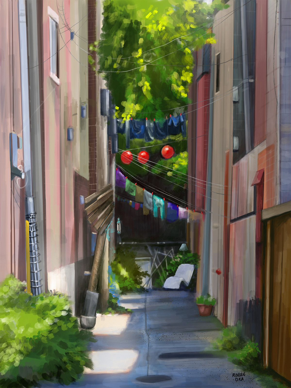Old Alley