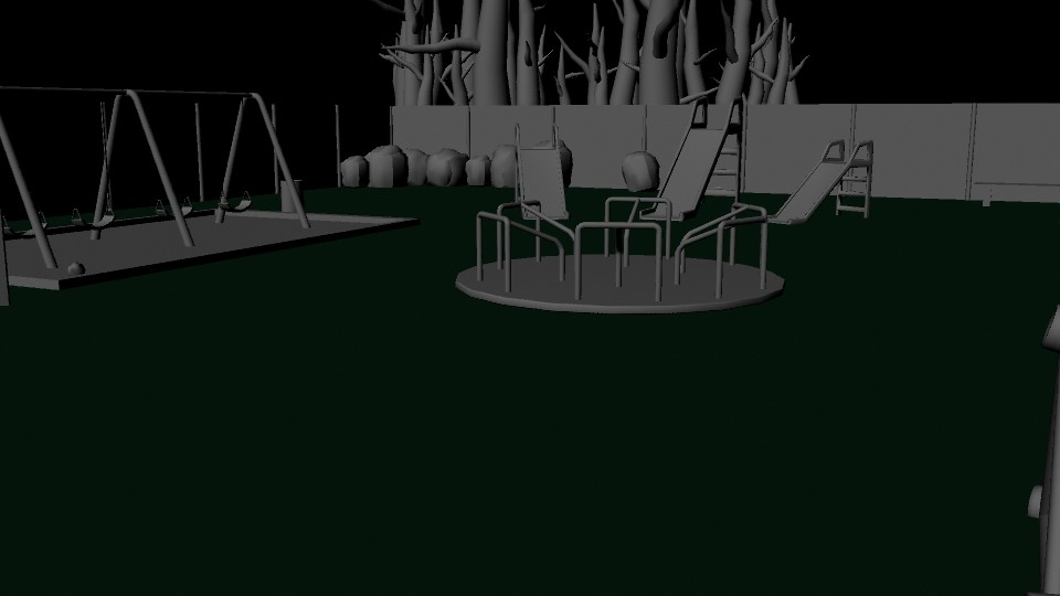 Playground  level blockout