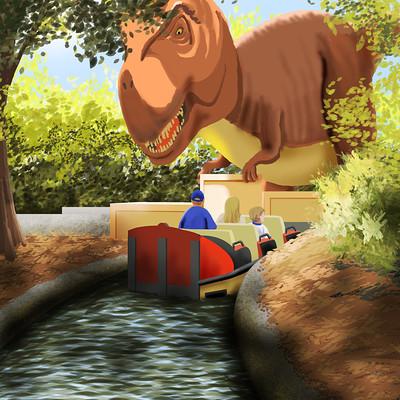 John steventon dinozoo