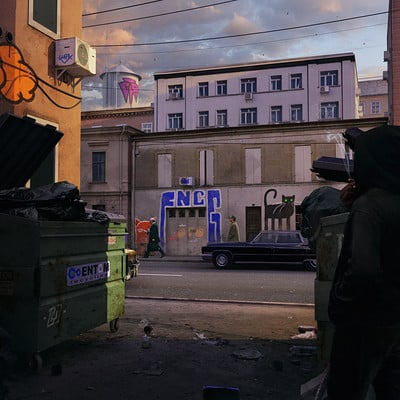 Pavel proskurin street
