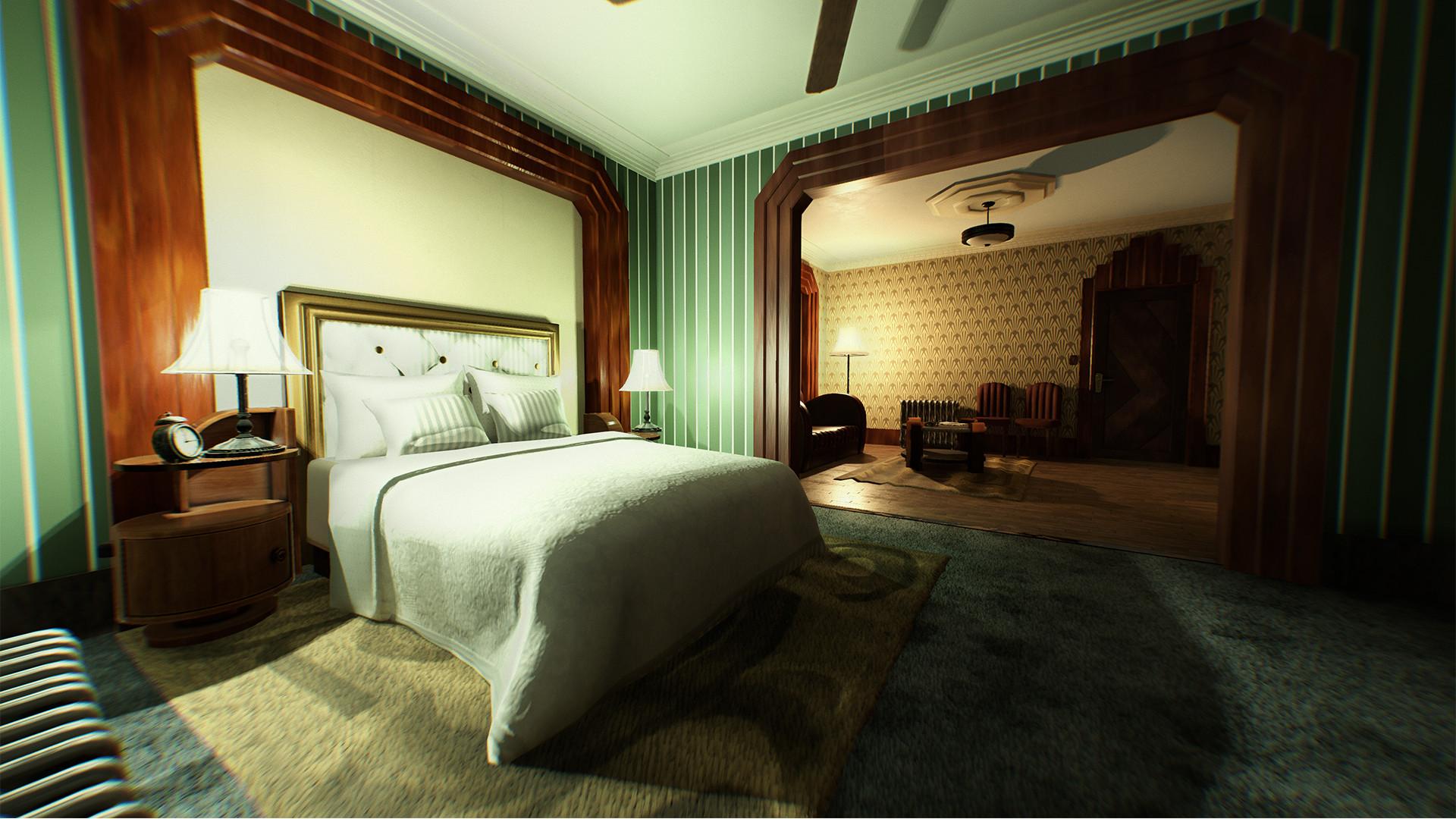 Augustin grassien bedroom 06