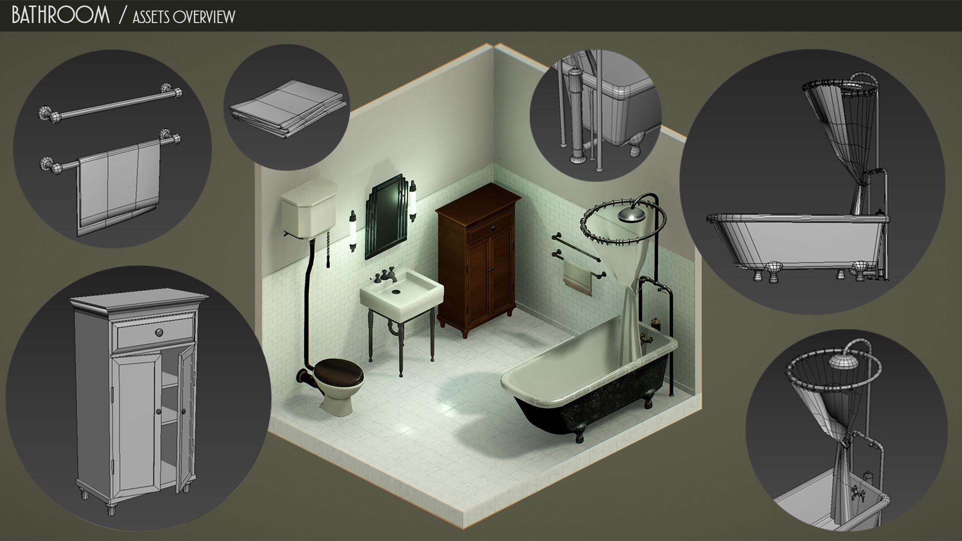 Augustin grassien bathroom assetsoverview