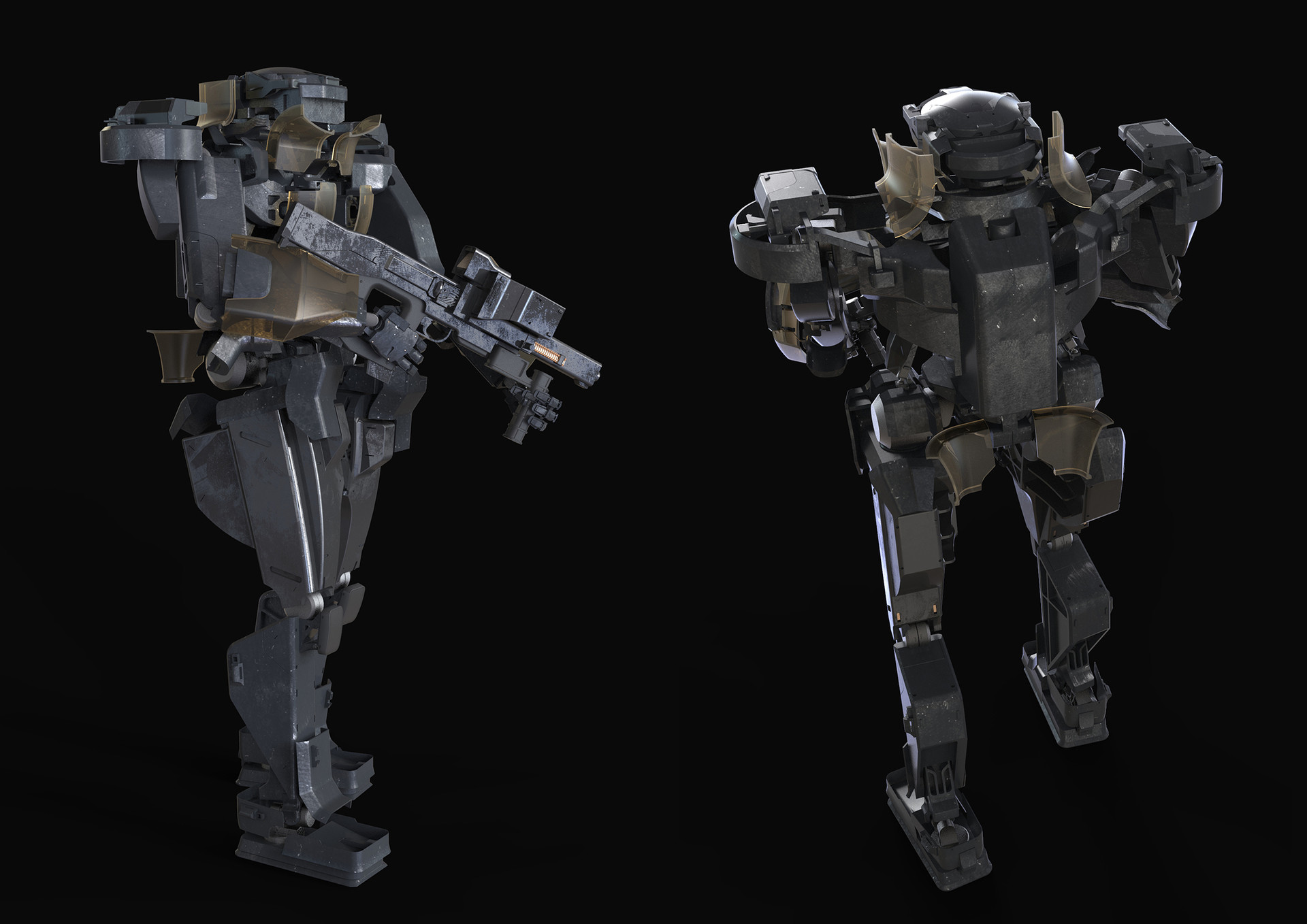 Chen liang robot 01