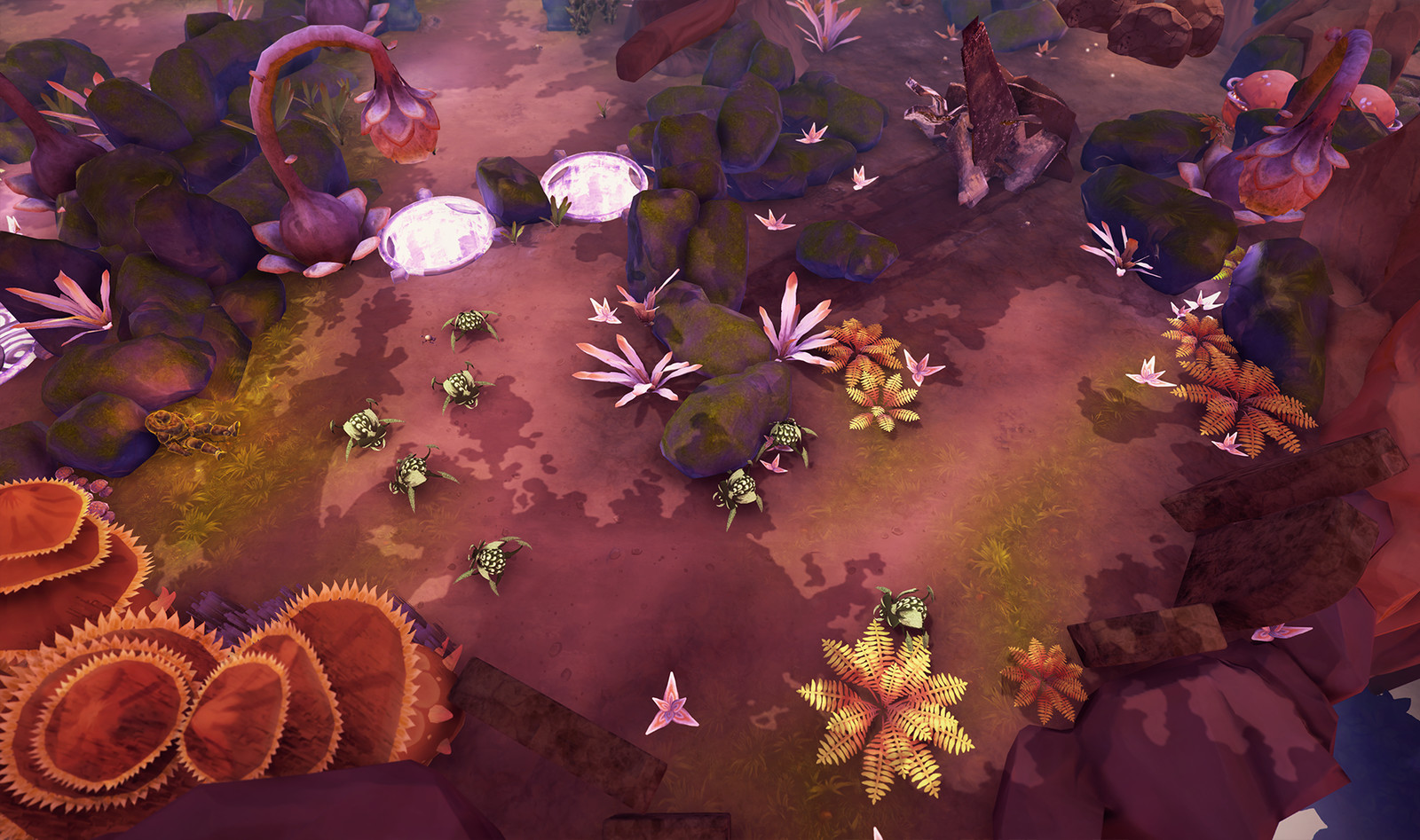 Forest - Zone Swarmer