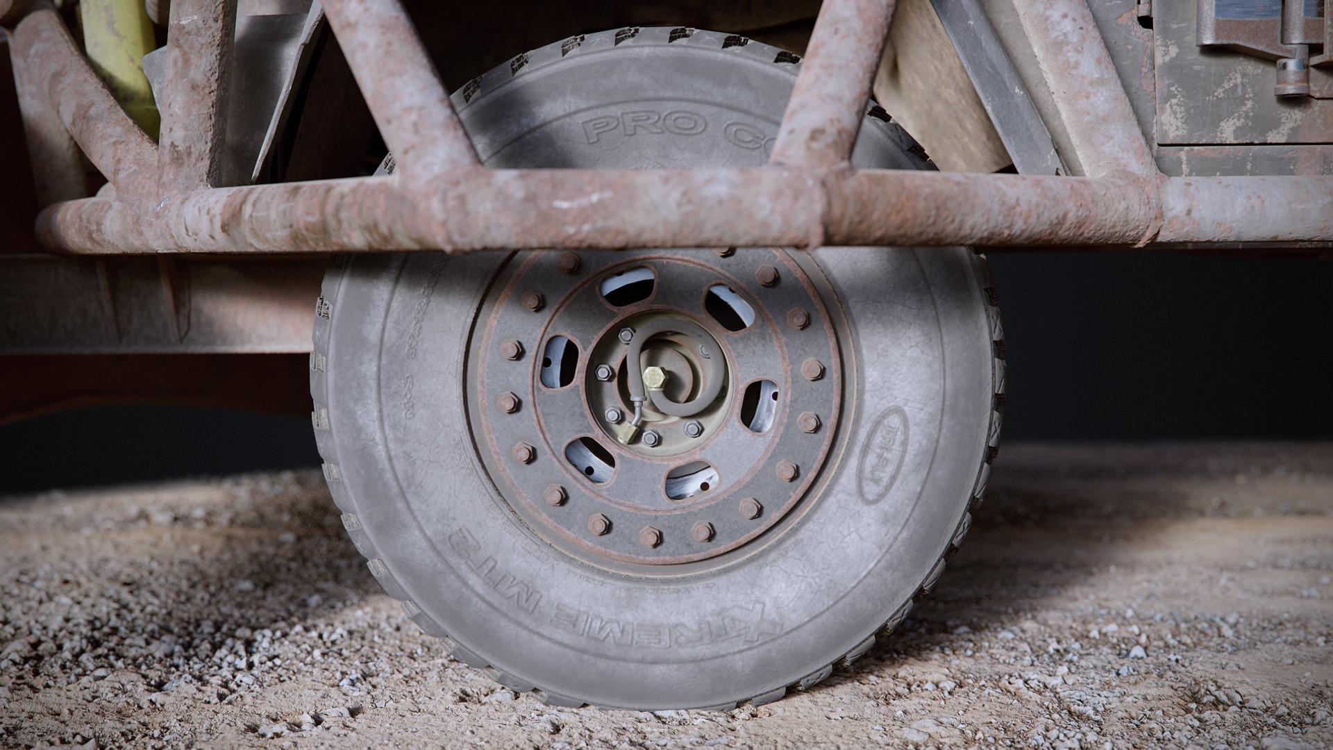 Moritz mayer wheel
