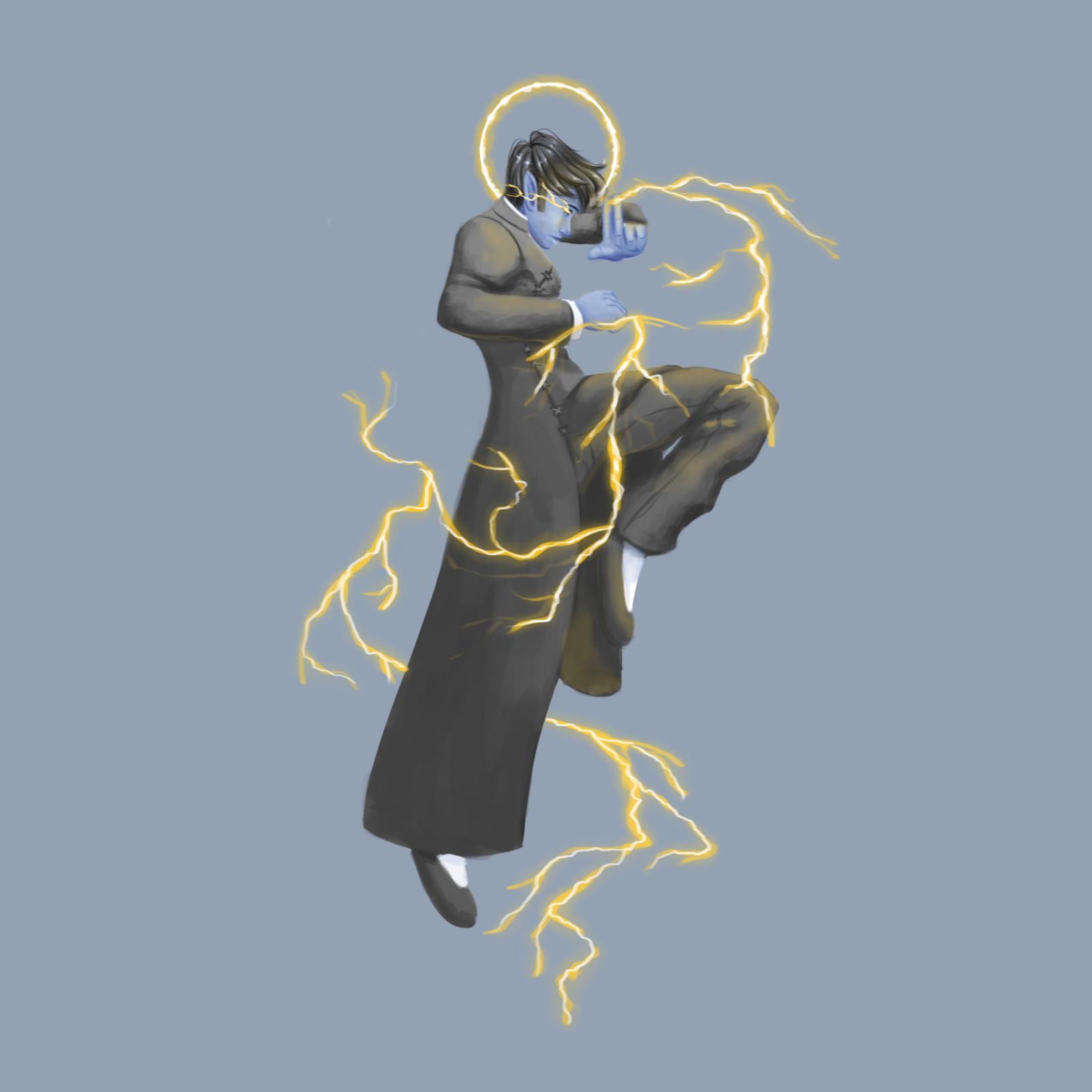 Elemental Xian