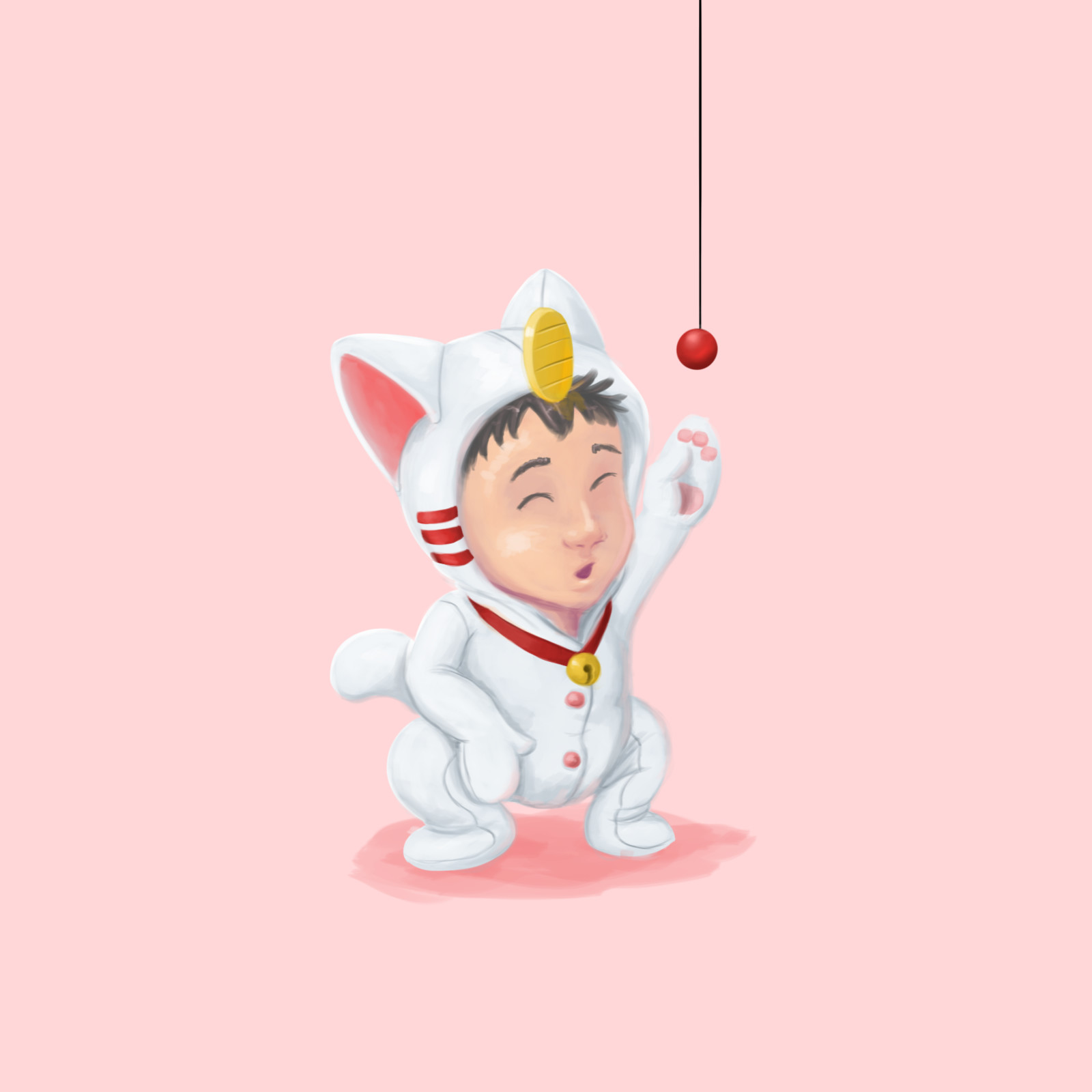 Lucky Cat Boy