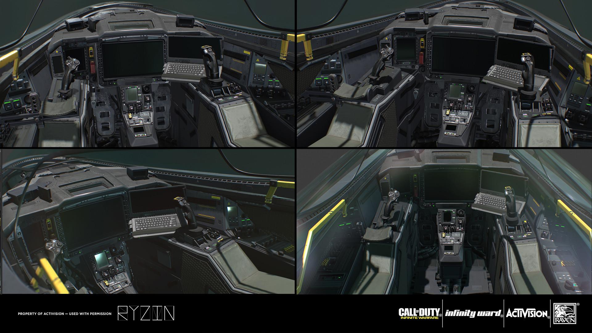 Henrique lopes cockpit06