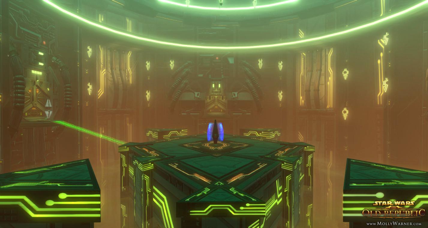 Final Boss room
