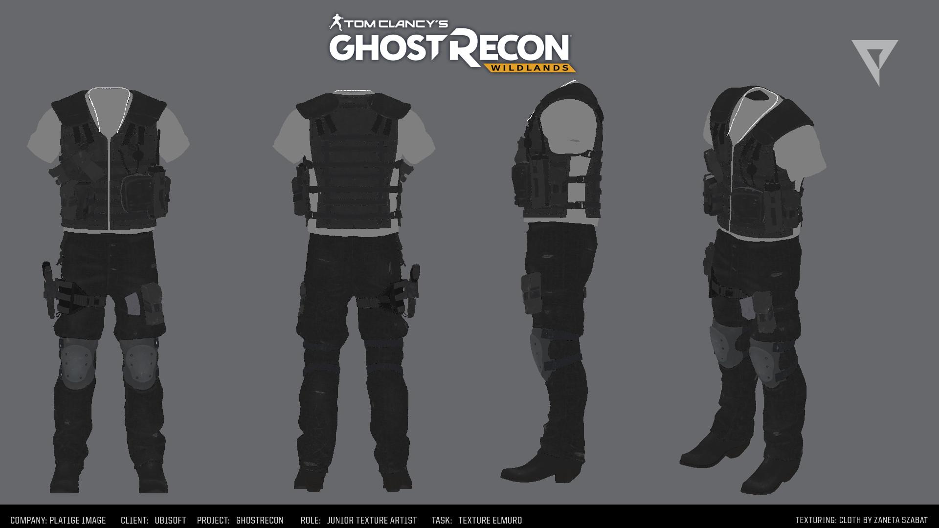 Szabat Ghost Recon Wildlands