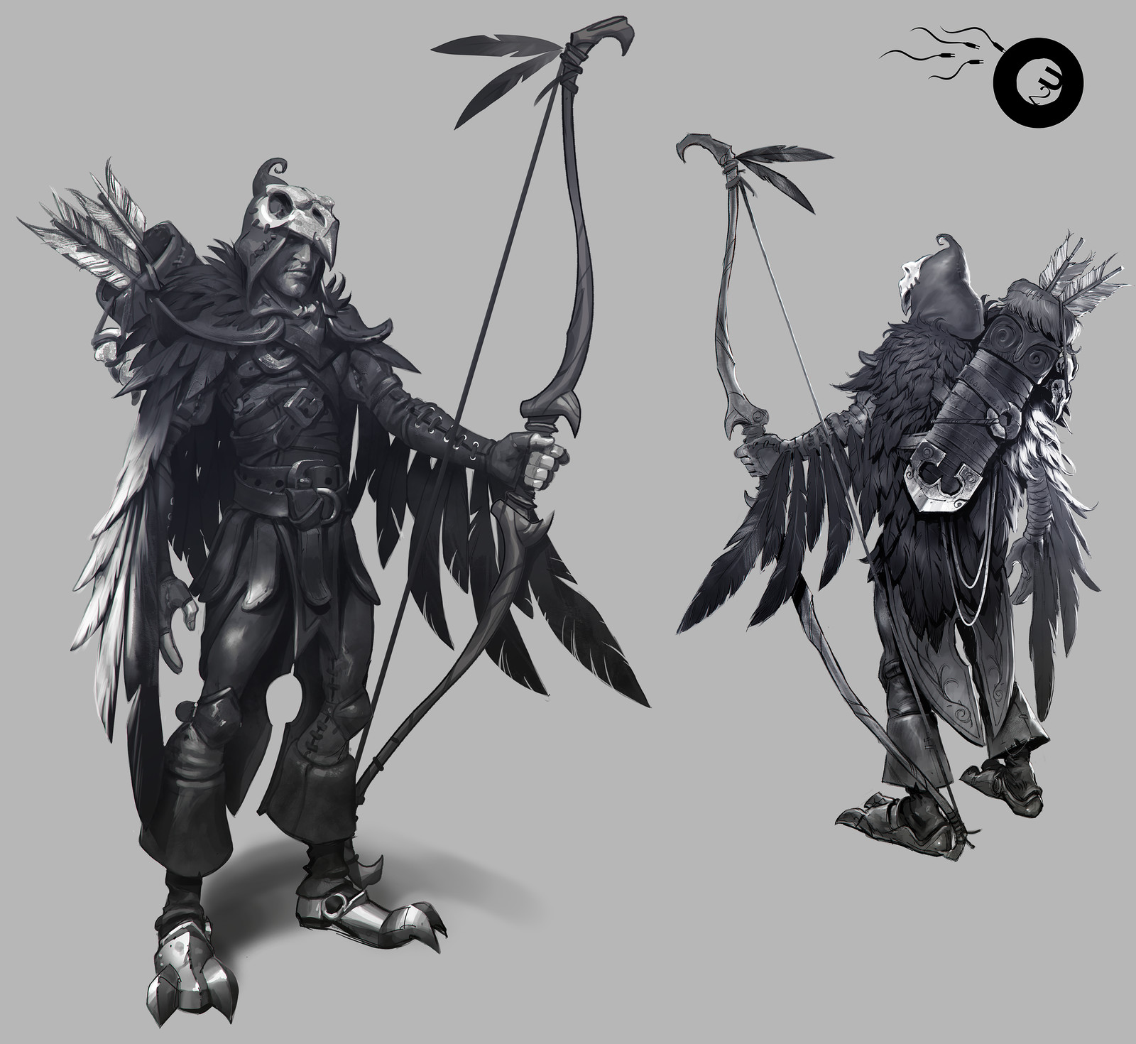 Concept art for Fable Legends, Lionheads's cooperative action role-playing video game.