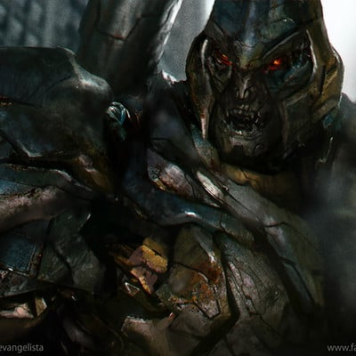 George evangelista megatron final
