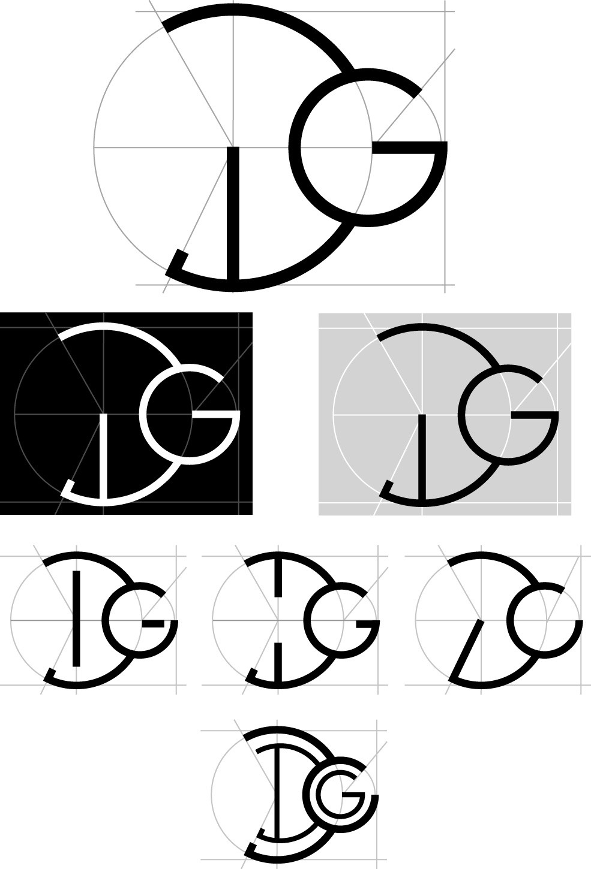 Gabor drescher monogramm
