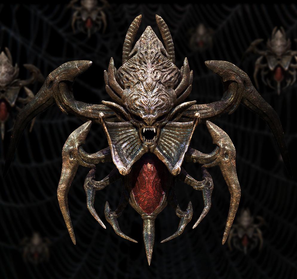 Takuto mizuno oni spider2