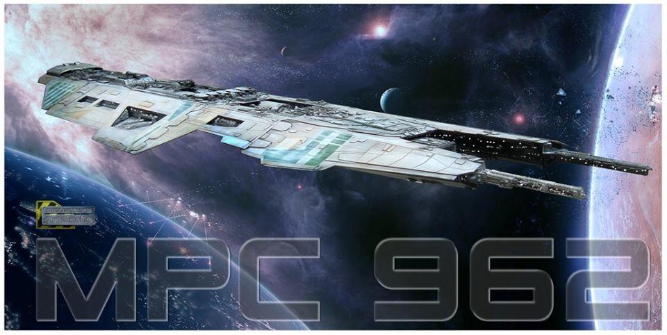 capital ship MPC 962