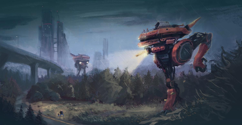 Sebastian komorowski robots 84
