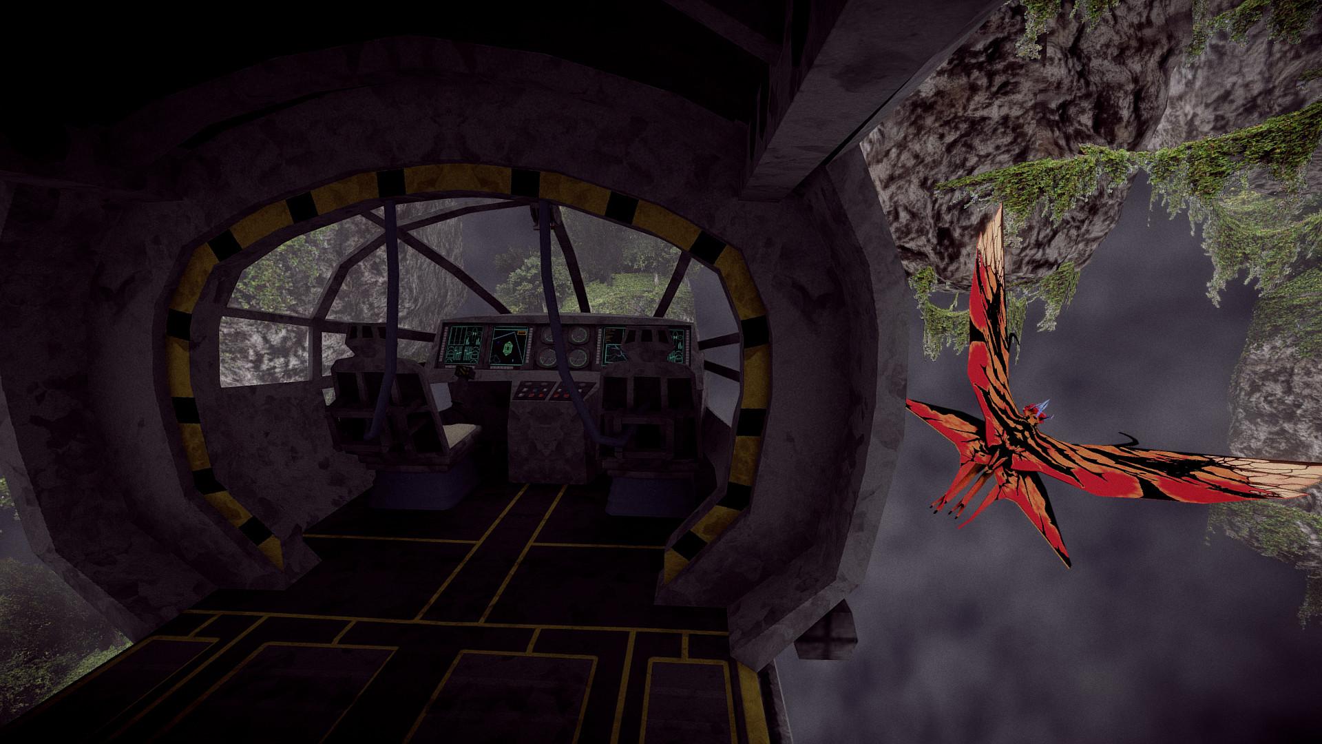 Ivan batalla avatar vr cockpit 2