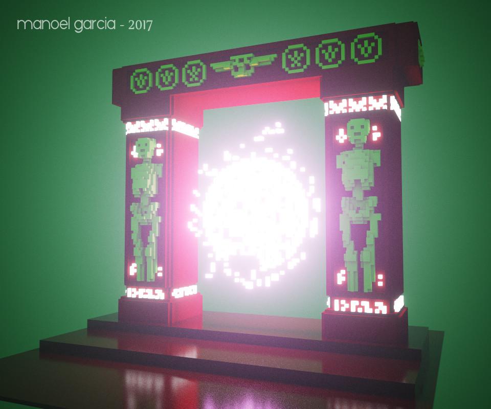 Manoel garcia portal