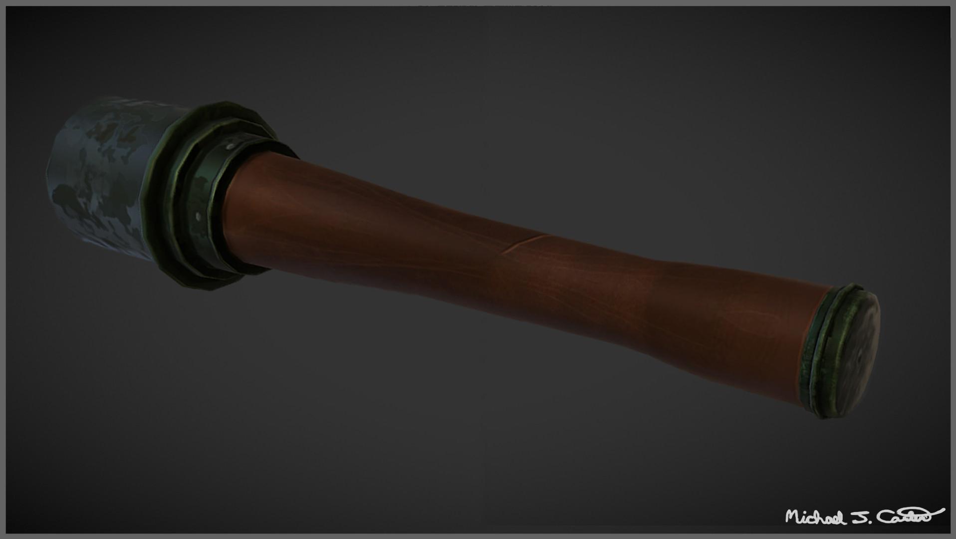 Michael jake carter mcarter stick grenade side image