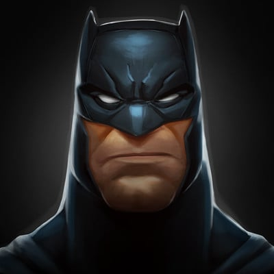 Corey smith batman artstation