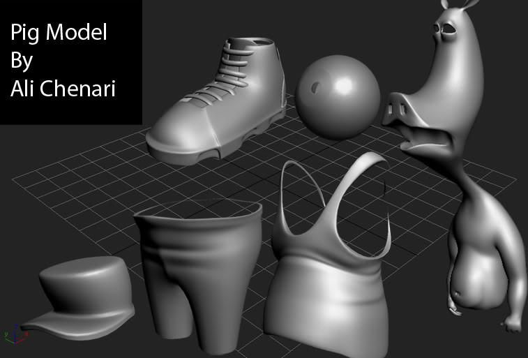 Modelling details