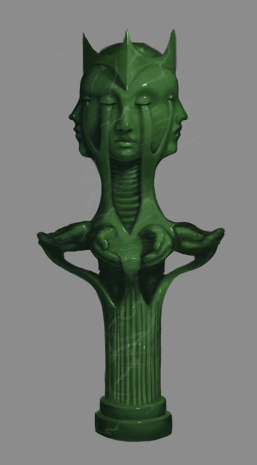 Feeshara Holy symbol