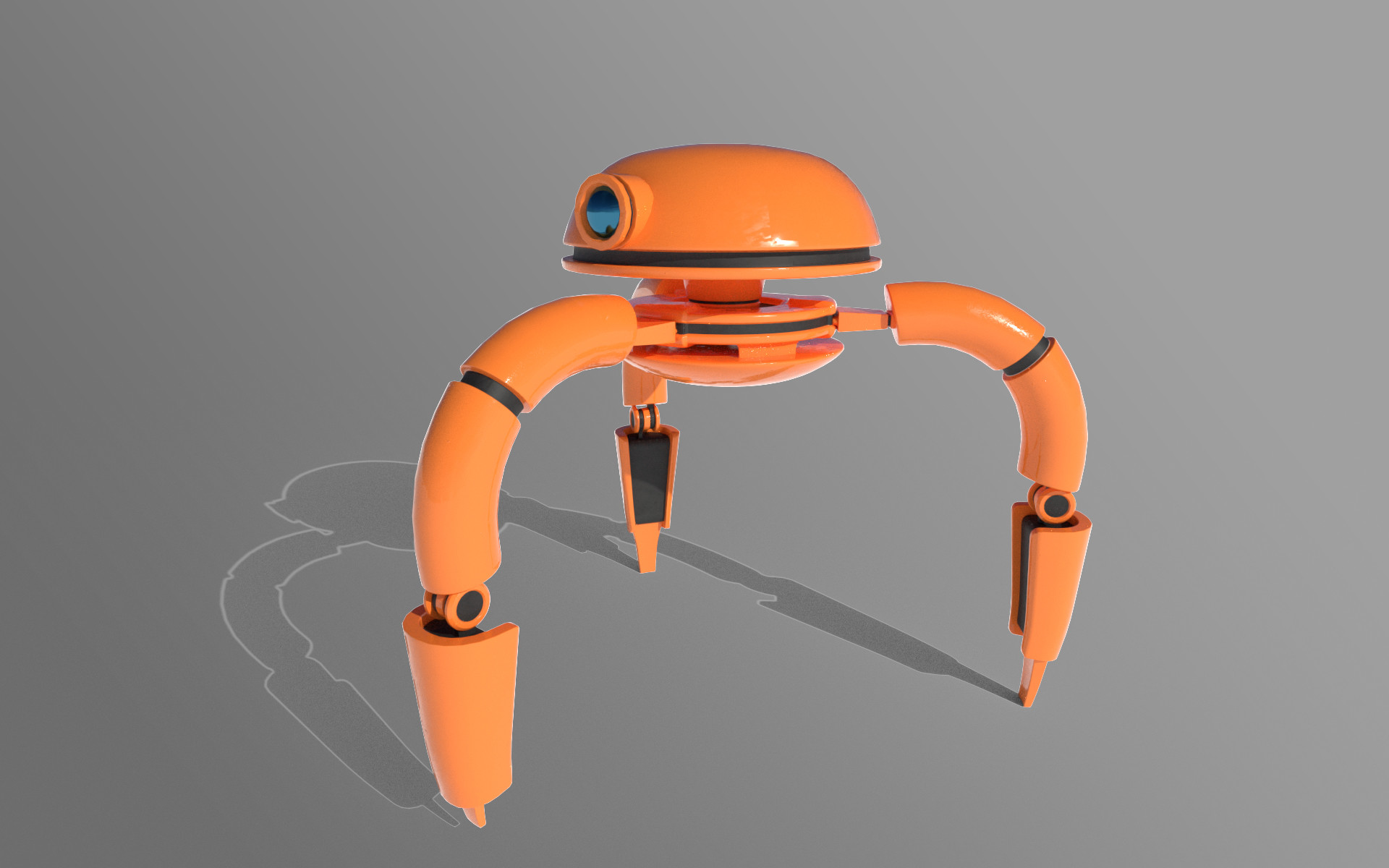 Alexis faintreny render robot3 colored