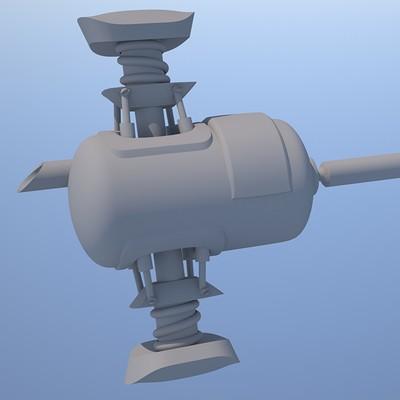 Gabor drescher steampunkhammer1
