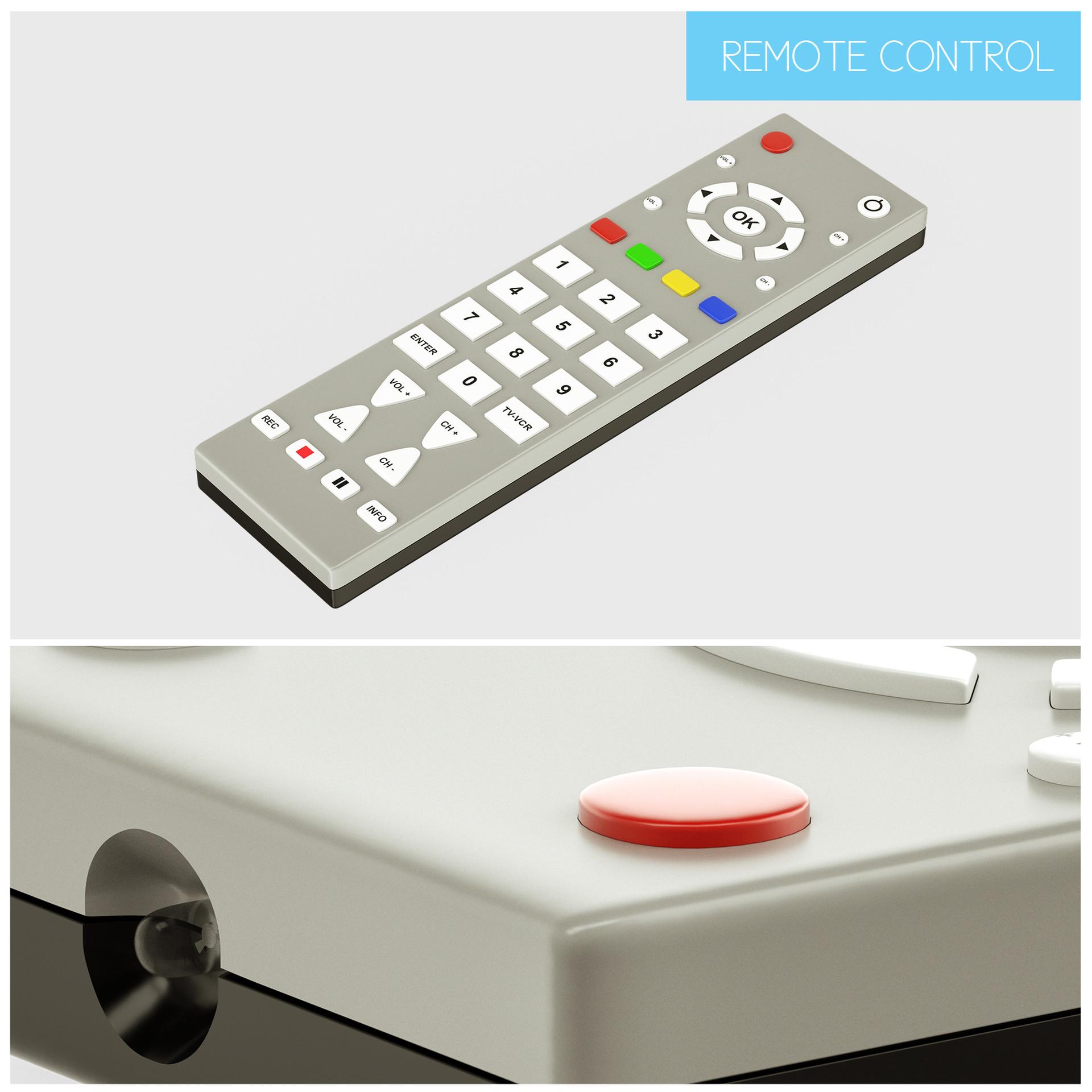 Marco baccioli electronic vol1 remote control