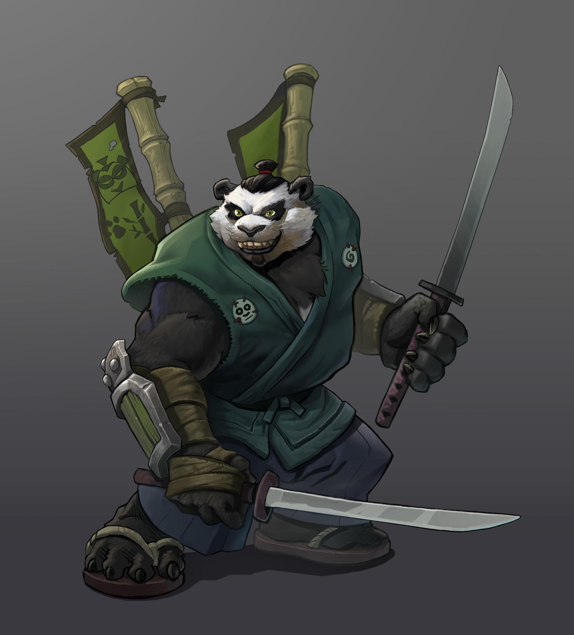 Lloyd hoshide panda