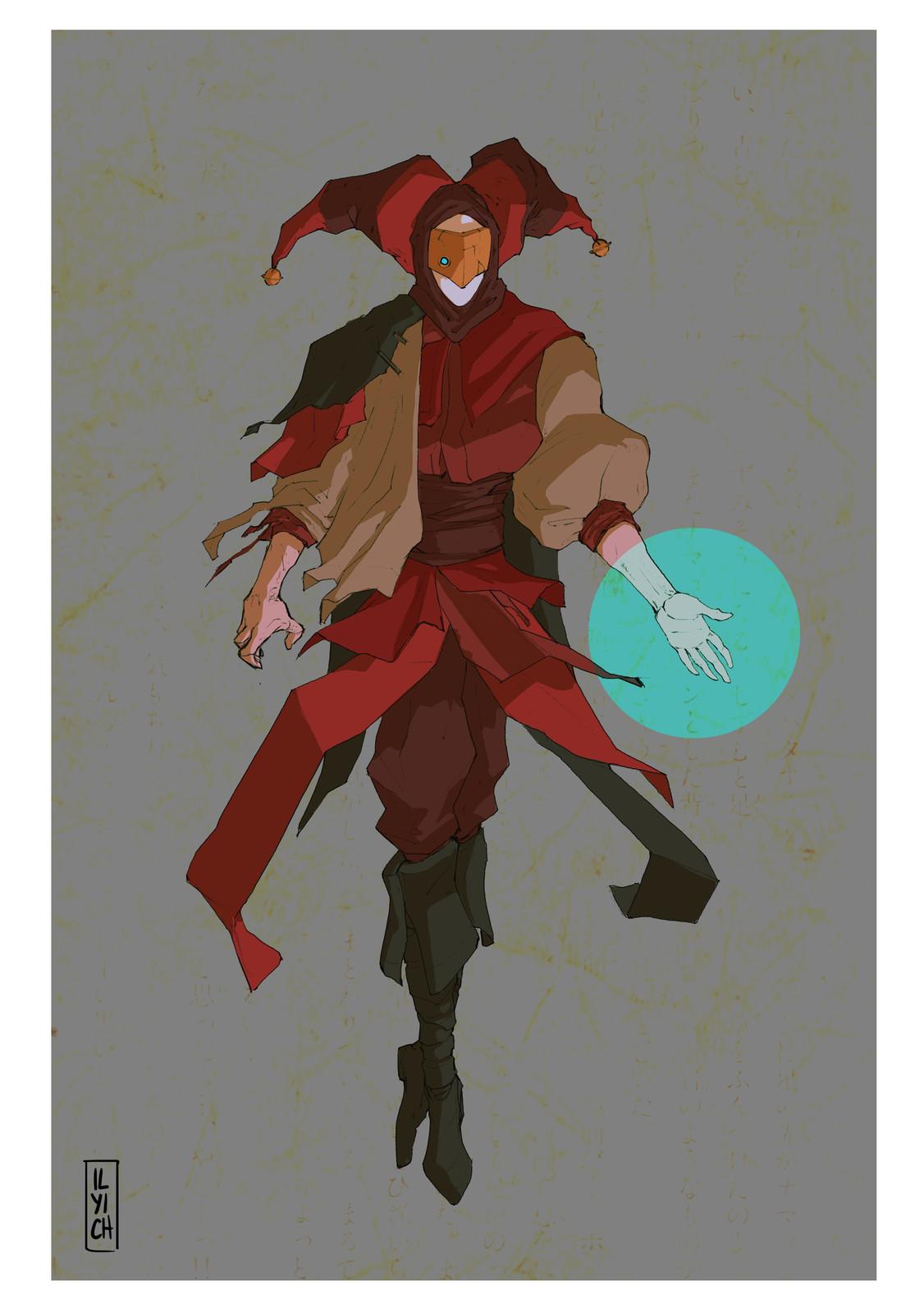Venetian wizard