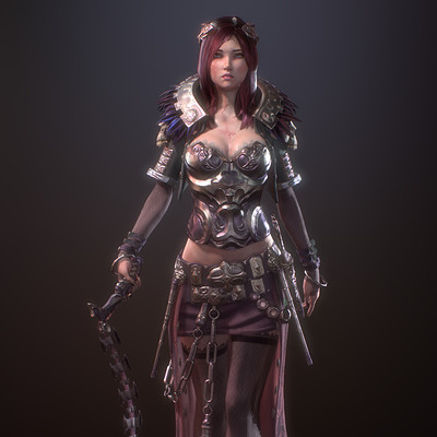 (2014) Ell - Updating Old Characters to PBR Part 1