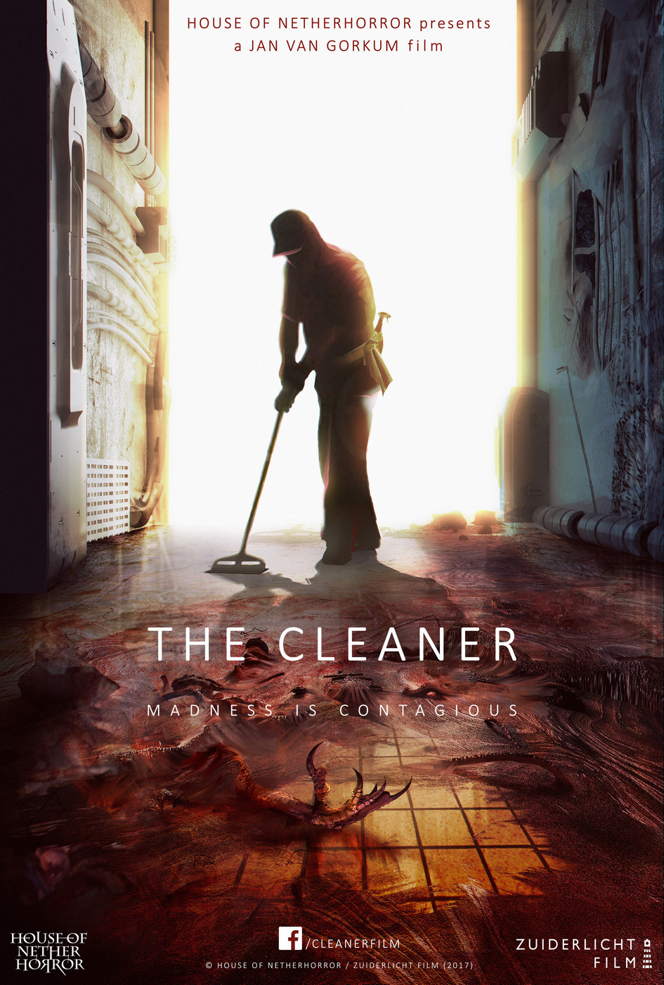 Stijn windig poster the cleaner titels logos small