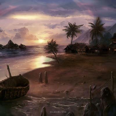 Nele diel hexivash land of novaly