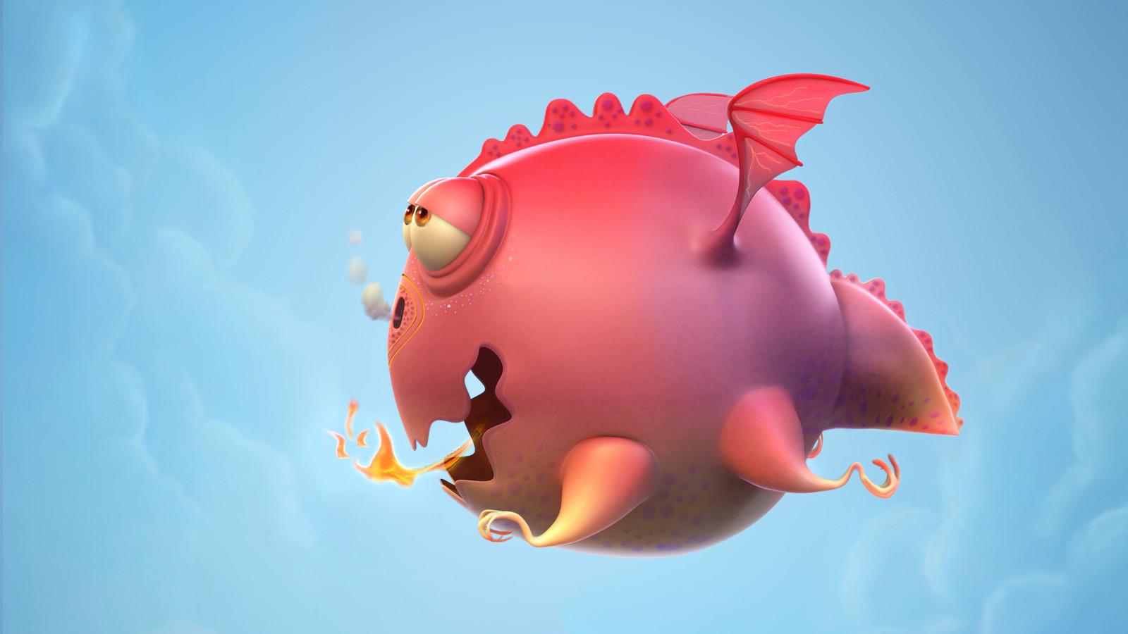 Sphero Dragon
