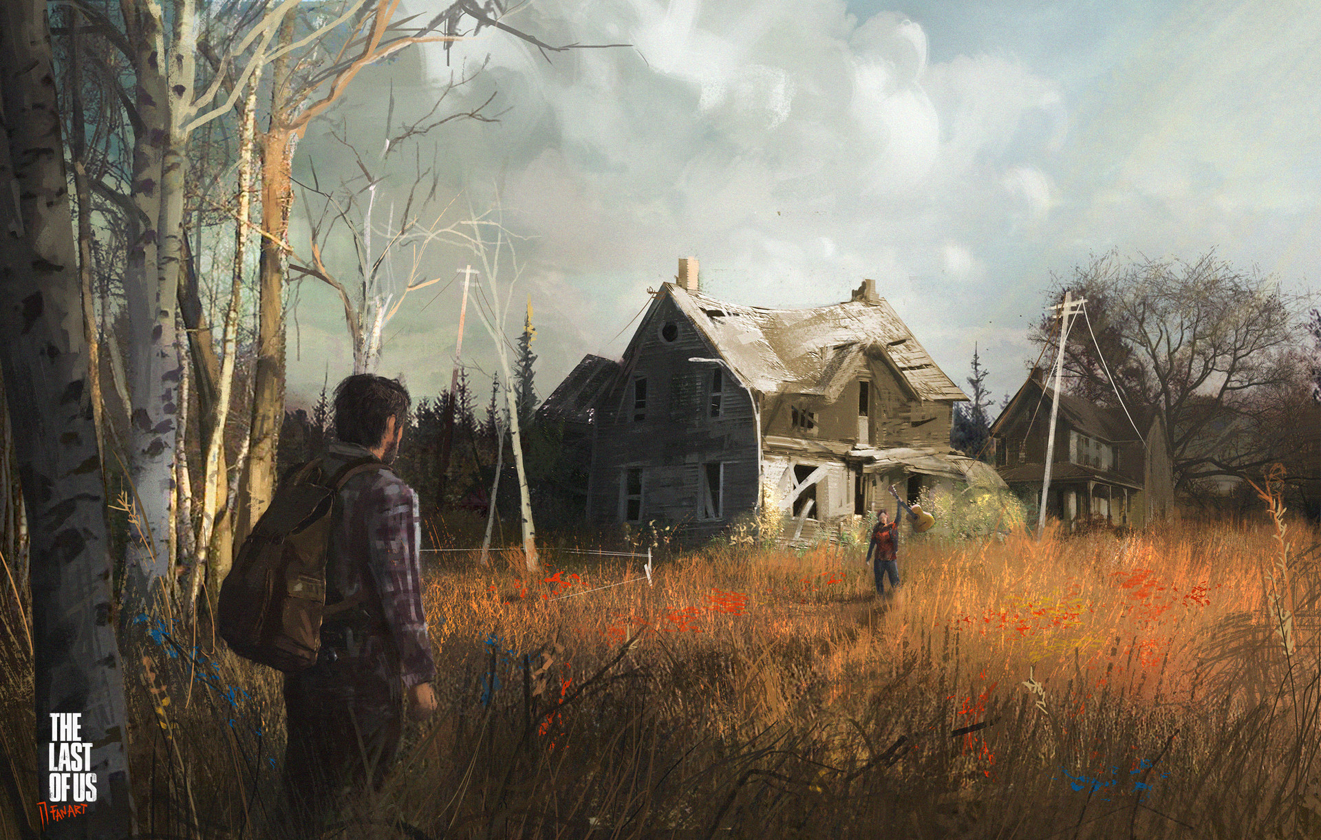 Ismail inceoglu the last of us music lounge