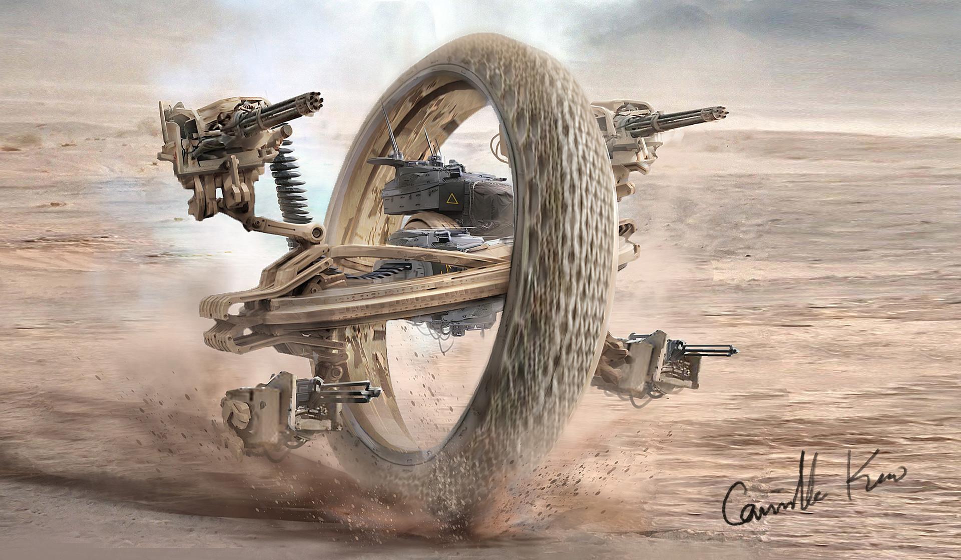 Camille kuo rollergun camillekuo