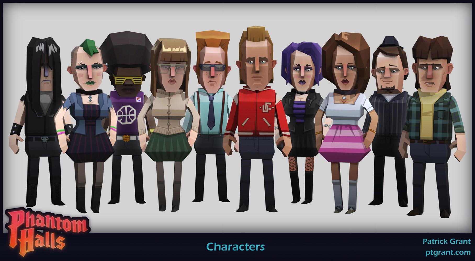 Patrick grant ph characters v2