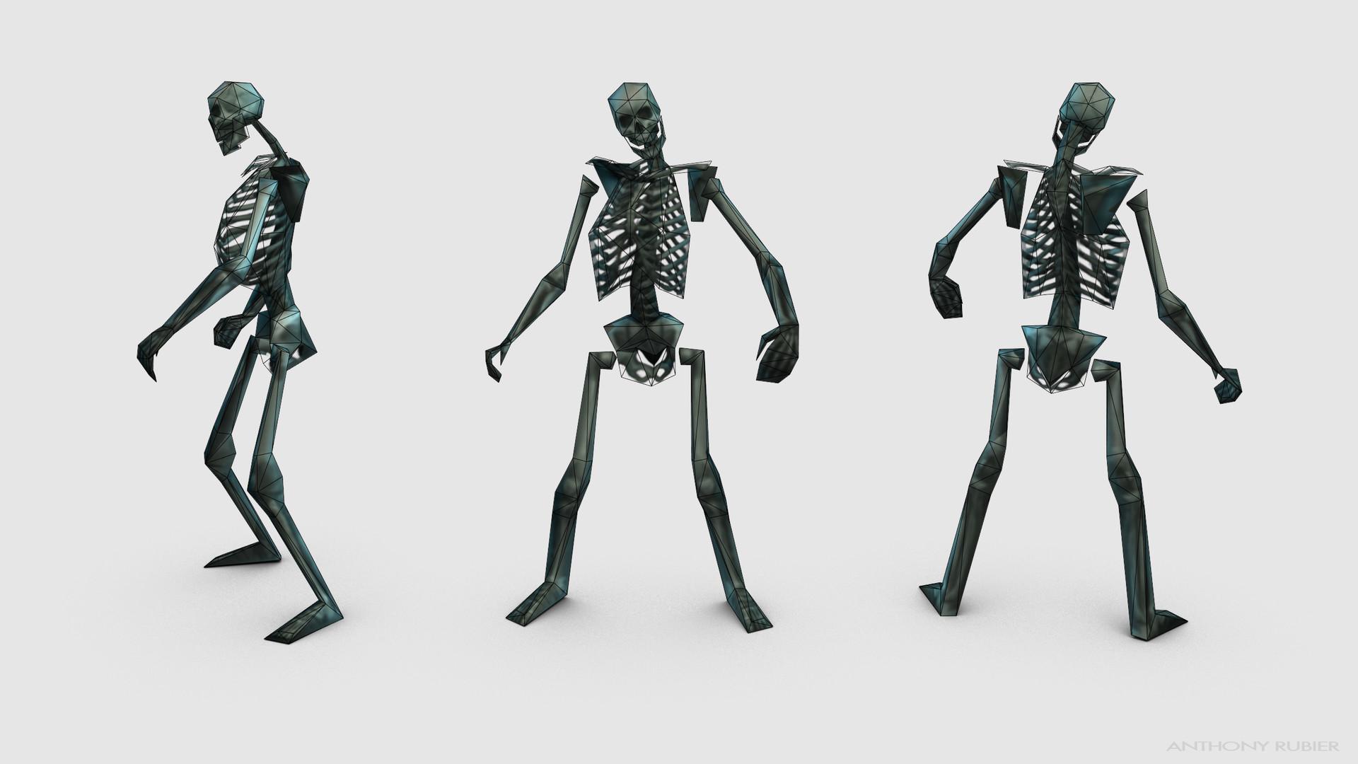 Anthony rubier render mesh squelette 2