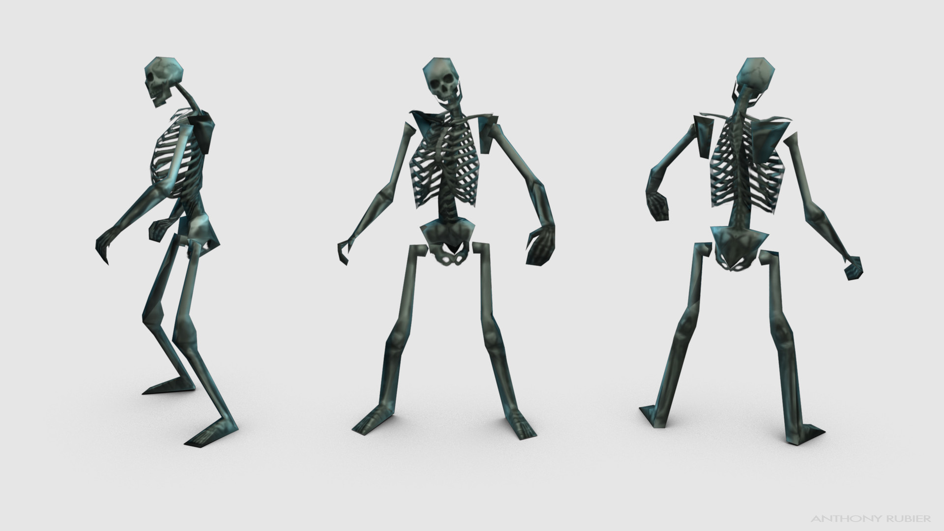 Anthony rubier render mesh squelette 1